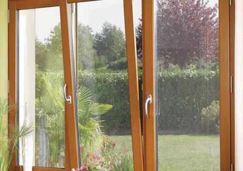 Fenêtres en bois, une solution plus économique